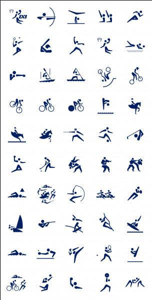Combien y aura-t-il d'épreuves durant ces Jeux olympiques ?