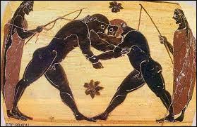 Quel sport, présent depuis les Jeux antiques, a dans un premier temps été retiré puis réintégré à cause des nombreuses protestations ?