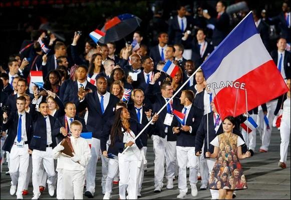 Qui seront les deux porte-drapeaux de l'Équipe de France ?