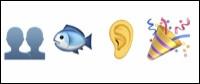 À qui correspondent ces emojis ?