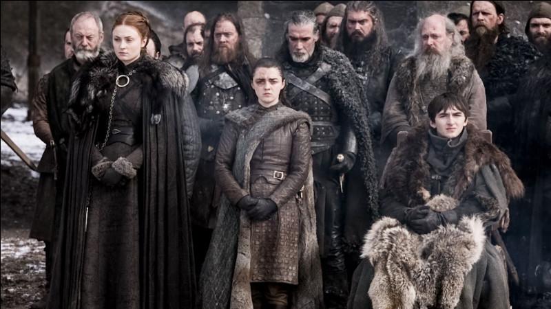 Plusieurs clans veulent accéder au trône et, pour cela, tous les coups sont permis. Quelle est cette série ?