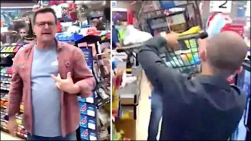 1er juillet : La police recherche un homme qui a agressé une employée dans un restaurant. Mais pourquoi ?