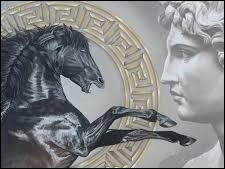 Quel nom portait l'exceptionnel cheval d'Alexandre le Grand ?