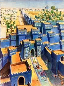 Le souvenir amer de leur exil, au temps de Nabuchodonosor, va entretenir chez les Hébreux la détestation de cette cité. Quelle est-elle ?