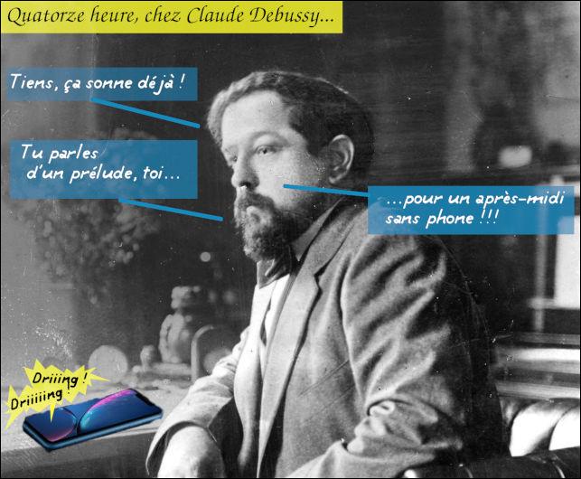 Avec tous les éléments de l'image, vous trouverez sans peine le titre d'une des plus célèbres pièces de ce compositeur !