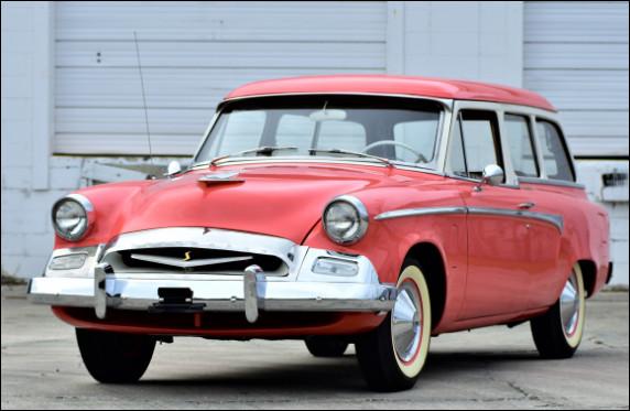 Hommage à son passé industriel, ce véhicule familial n'a pas transcendé l'histoire automobile américaine. Quel est son nom ?