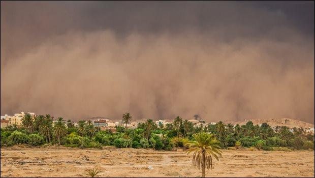 En provenance du Sahara, il souffle sur la Corse et les régions méditerranéennes. Quel est ce vent ?