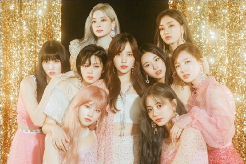 Comment se nomment les membres de Twice ?