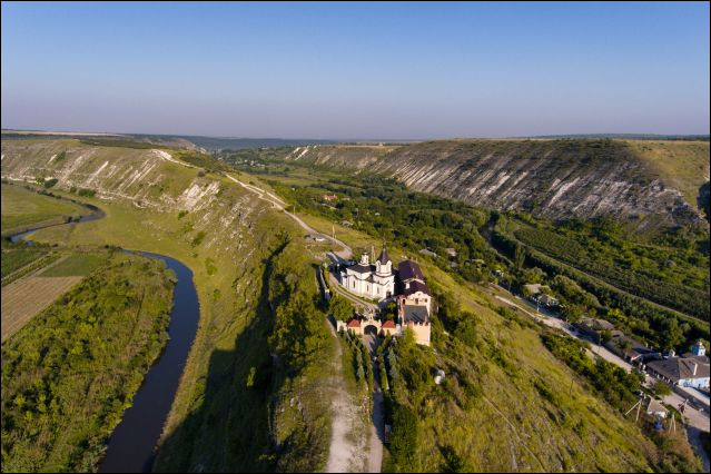 La région historique de Bessarabie se situe, pour une petite partie en Ukraine, mais essentiellement...
