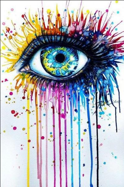 Dans le livre «la Servante écarlate», les citoyens se répètent souvent «sous son œil». L'œil de qui ?