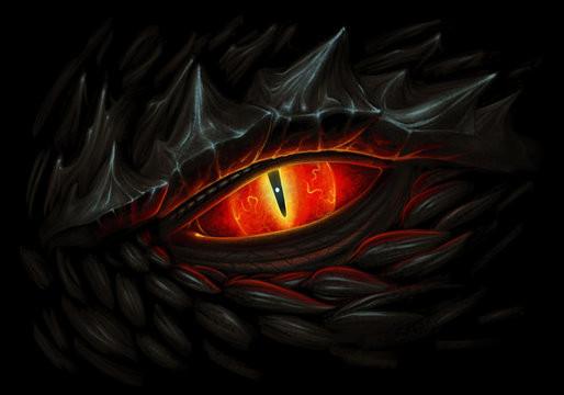 Un peintre chinois ne peignait pas les yeux des dragons qu'il dessinait. Son apprenti lui demanda pourquoi et le maître fit un dessin avec. Que se passa-t-il ?
