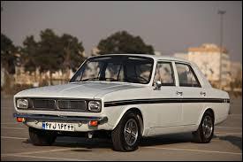 Les constructeurs automobiles du golfe Persique font partie des constructeurs qui ont produit des voitures sous licence. C'est le moyen le plus simple et le plus économe de débuter sa production automobile. Cette voiture en est un exemple parmi tant d'autres. Quel est son nom ?