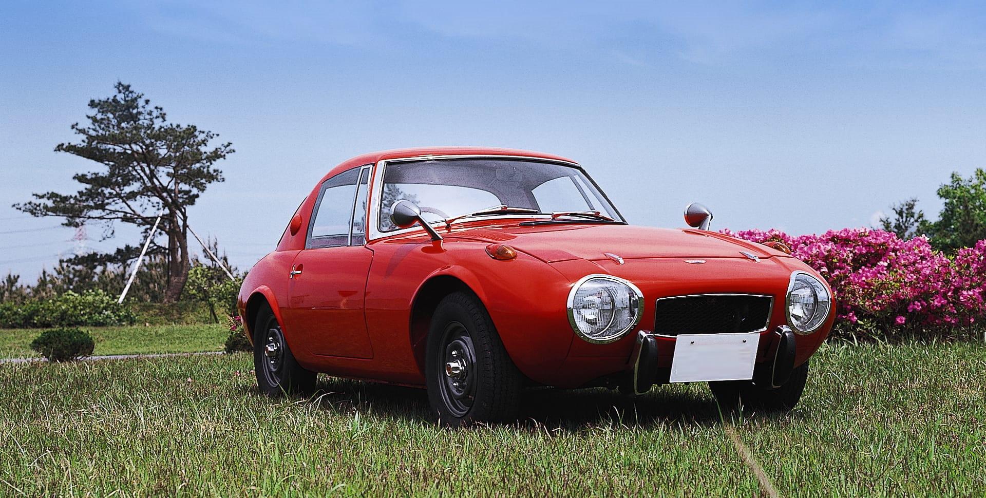 Une décennie d'automobile : 1960 (3)
