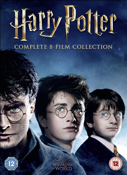 """""""Harry Potter et le prisonnier d'Azkaban"""" est le titre d'un long-métrage joué par Daniel Radcliffe."""