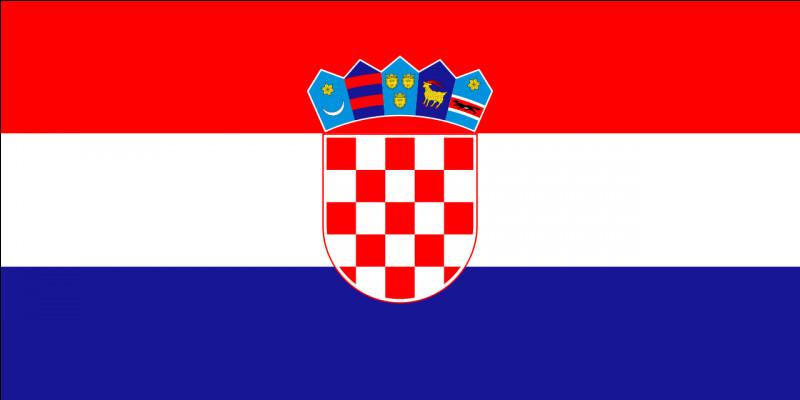 ... Croatie en croate ?