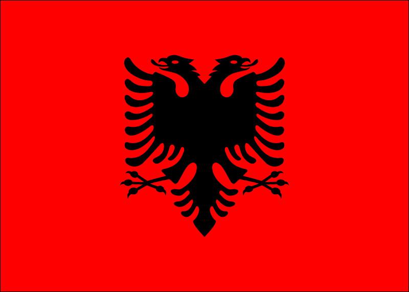 ... Albanie en albanais ?