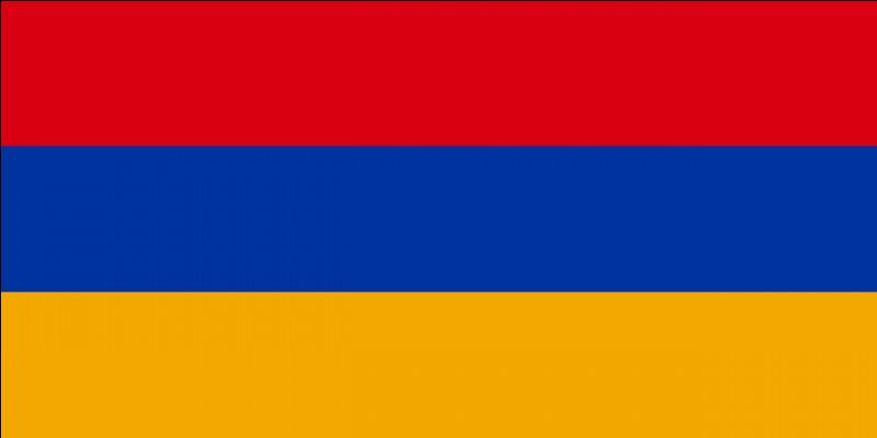 ... Arménie en arménien ?