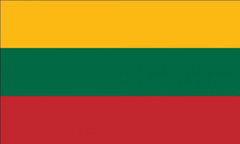 ... Lituanie en lituanien ?