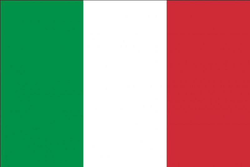 ... Italie en italien ?