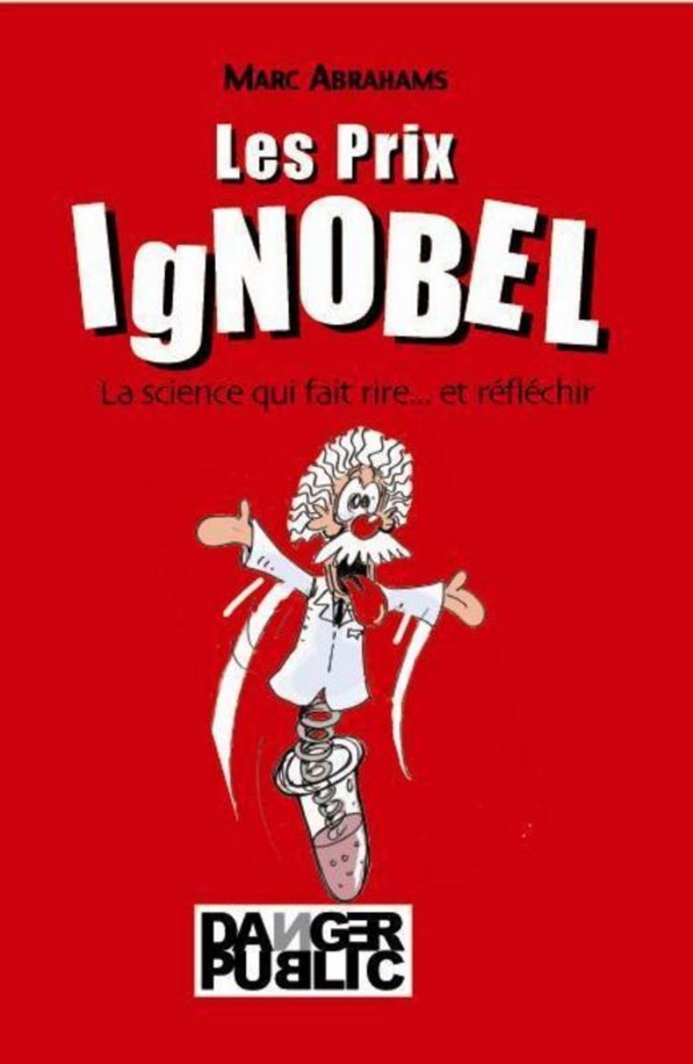 Les prix Ig-Nobel (10)