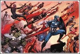 Quel personnage a trouvé le nom d'Avengers pour l'équipe éponyme (dans les comics)