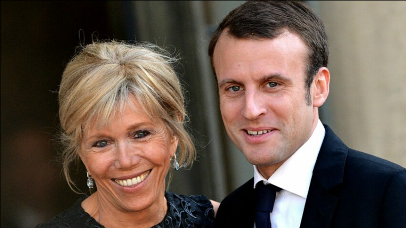 Je ne dirai pas que Brigitte Macron est vieille, mais elle est toutefois plus vieille que son époux Emmanuel. Quelle est leur différence d'âge ?
