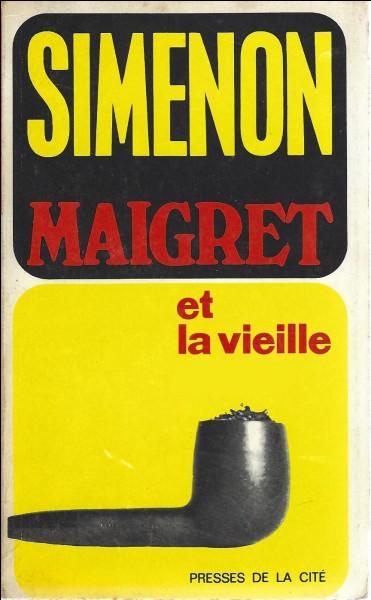 Quel est le titre du roman de Georges Simenon ?