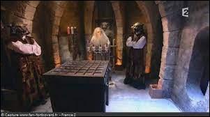 Lors du conseil, quelle durée peut être récupérée au total pour la salle du trésor ?