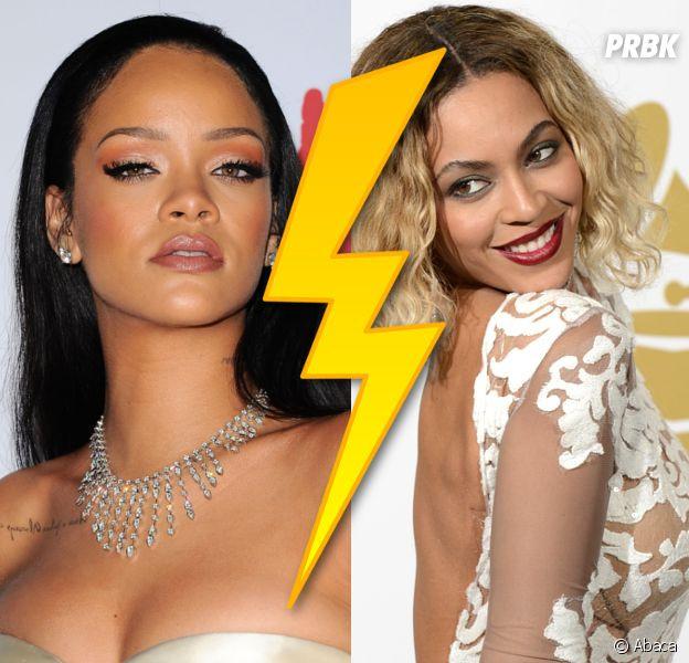 Beyoncé ou Rihanna