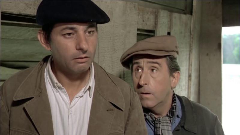 Je suis Henri Guybet, dans lequel de ces films n'ai-je pas joué ?