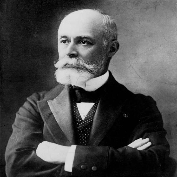Je suis un physicien décédé au Croisic en 1908, je suis Henri :