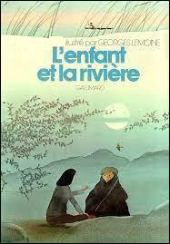 """J'ai écrit """"L'Enfant et la Rivière"""", je suis Henri :"""