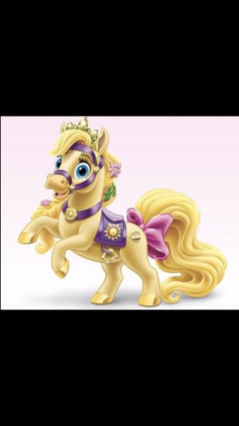 À qui appartient ce cheval ?