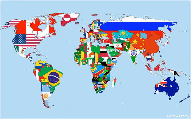 [Frontières terrestres] — Avec combien de pays la Bolivie possède-t-elle une frontière ?