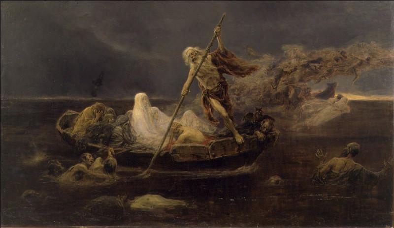 Nocher des âmes sur le Styx. Qui est-il ?