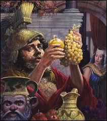 Le roi Midas obtint de changer en or tout ce qu'il touchait de quel Dieu ?
