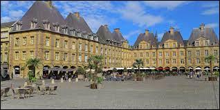 Dans quel département se situe la ville de Charleville-Mézières ?