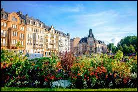 Dans quel département se trouve la ville de Thionville ?