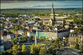 Dans quel département se situe la ville d'Épernay ?