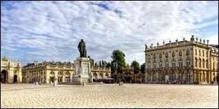 Dans quel département se situe la ville de Nancy ?