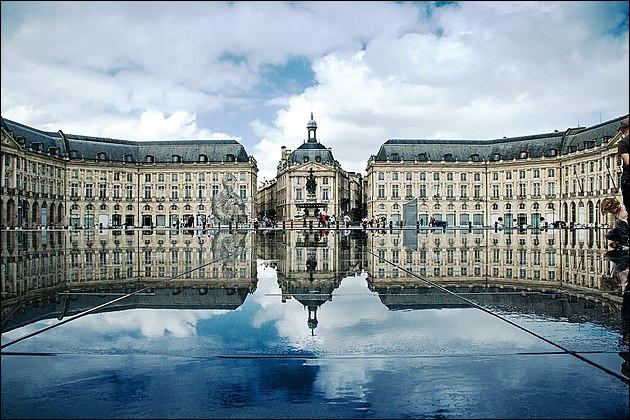 6e > Bordeaux est une ville tellement cool qu'il y coulent trois cours d'eau : lesquels ?