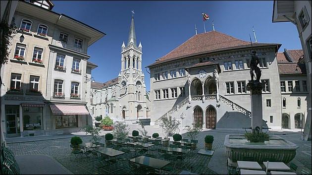 4e > Score flatteur niveau transports publics, circulation, sentiment de sécurité et espaces verts : Inutile de chercher, vous êtes en Suisse ! Mais dans quelle ville ?