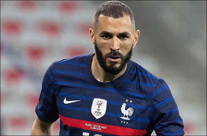 Karim Benzema fait son grand retour sous le maillot bleu : combien inscrit-il de buts pendant la compétition ?