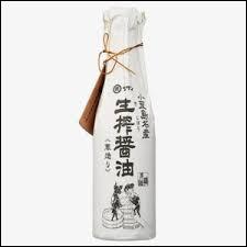 Sauce de soja japonaise :