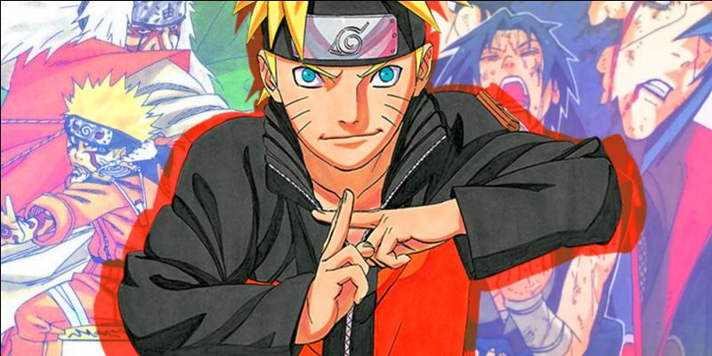 """Qui est l'auteur du manga """"Naruto"""" ?"""