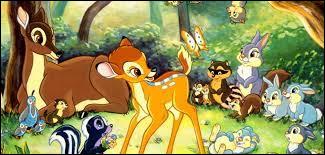 """Dans """"Bambi"""", comment la mère de Bambi meurt-elle ?"""