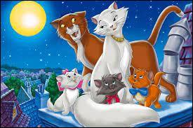 """Dans """"Le Aristochats"""", qui kidnappe et abandonne Duchesse et ses trois chatons dans la campagne ?"""