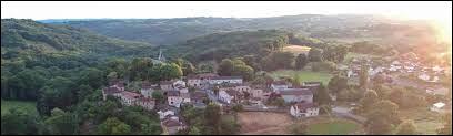 Commune occitane, dans le Quercy, Felzins se situe dans le département ...