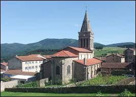 Commune de l'arrondissement de Tournon-sur-Rhône, Vanosc se situe ...
