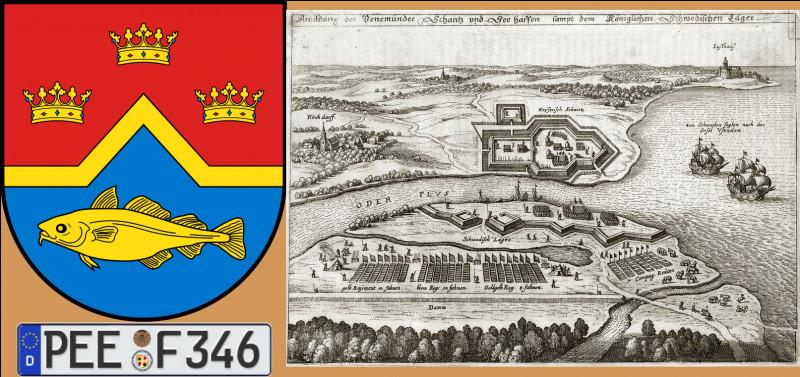 Pourtant de taille modeste (349 habitants), Peenemünde à l'extrême nord-est de l'Allemagne (Mecklembourg - Pré-Poméranie) est tristement et mondialement connue : Pourquoi ?